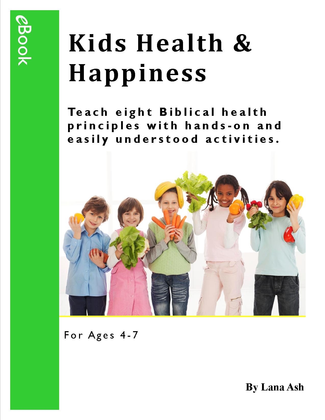 Kids Health & Happiness eBook (Download)