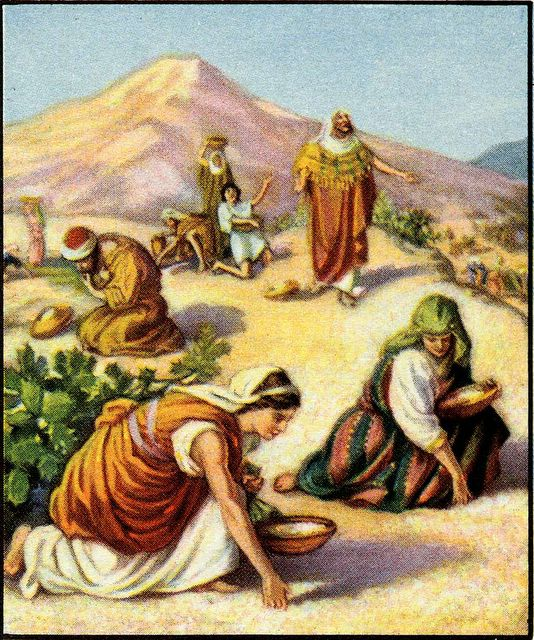 Cradle Roll Israelites' Journey Theme